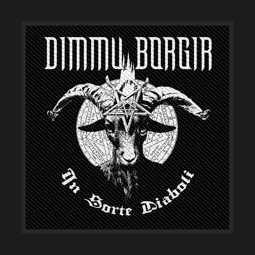Dimmu Borgir - In Sorte Diaboli (Woven Patch)