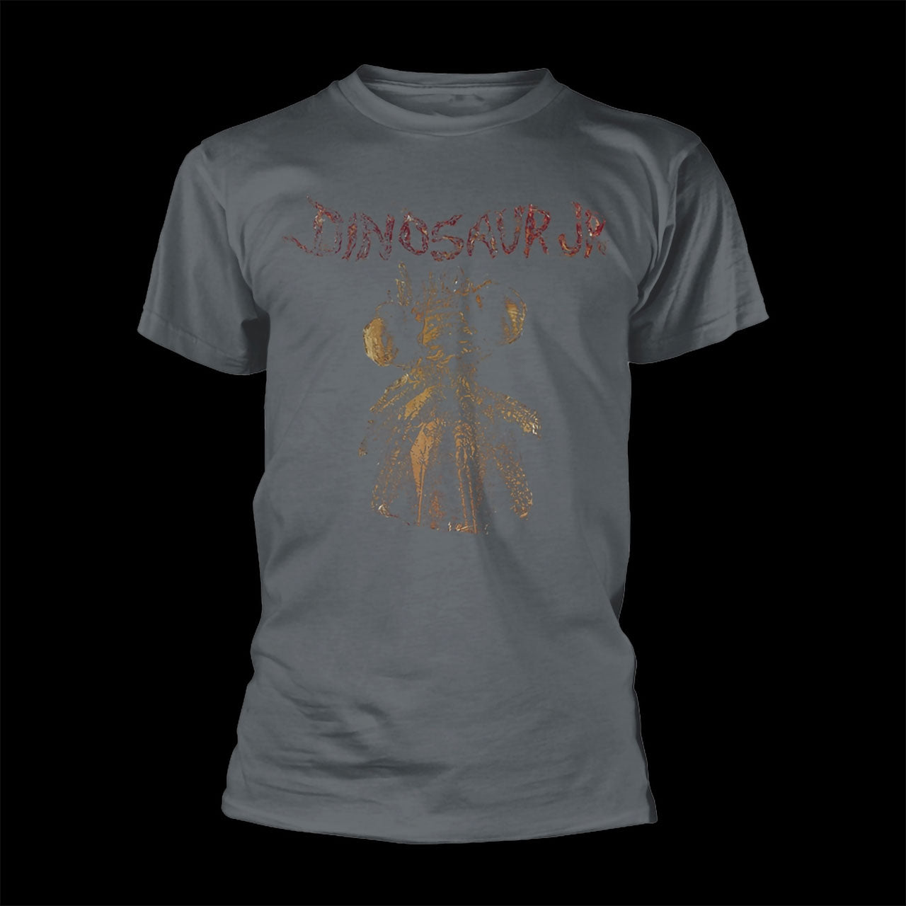 Dinosaur Jr - Bug (Charcoal) (T-Shirt)