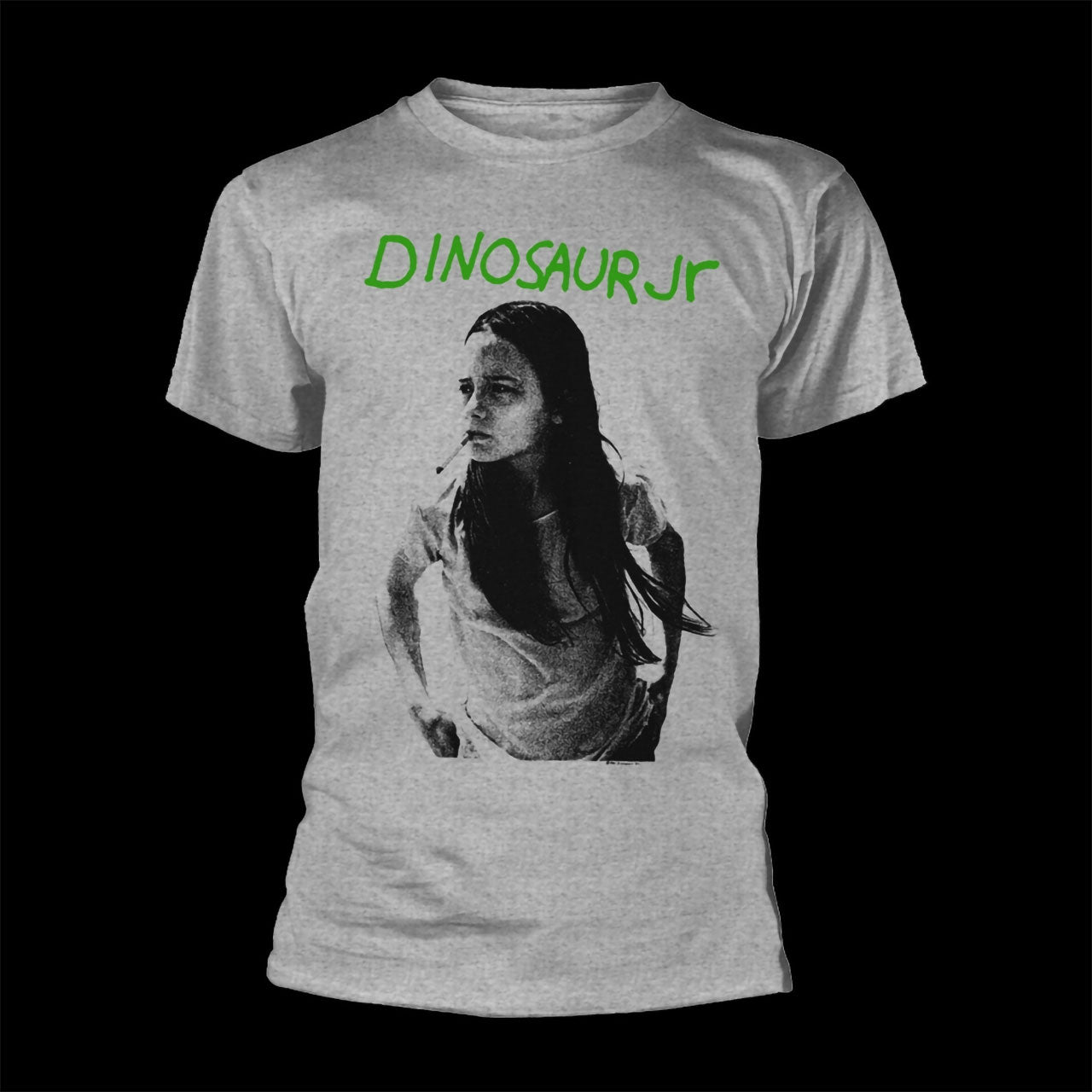 Dinosaur Jr - Green Mind (Grey) (T-Shirt)