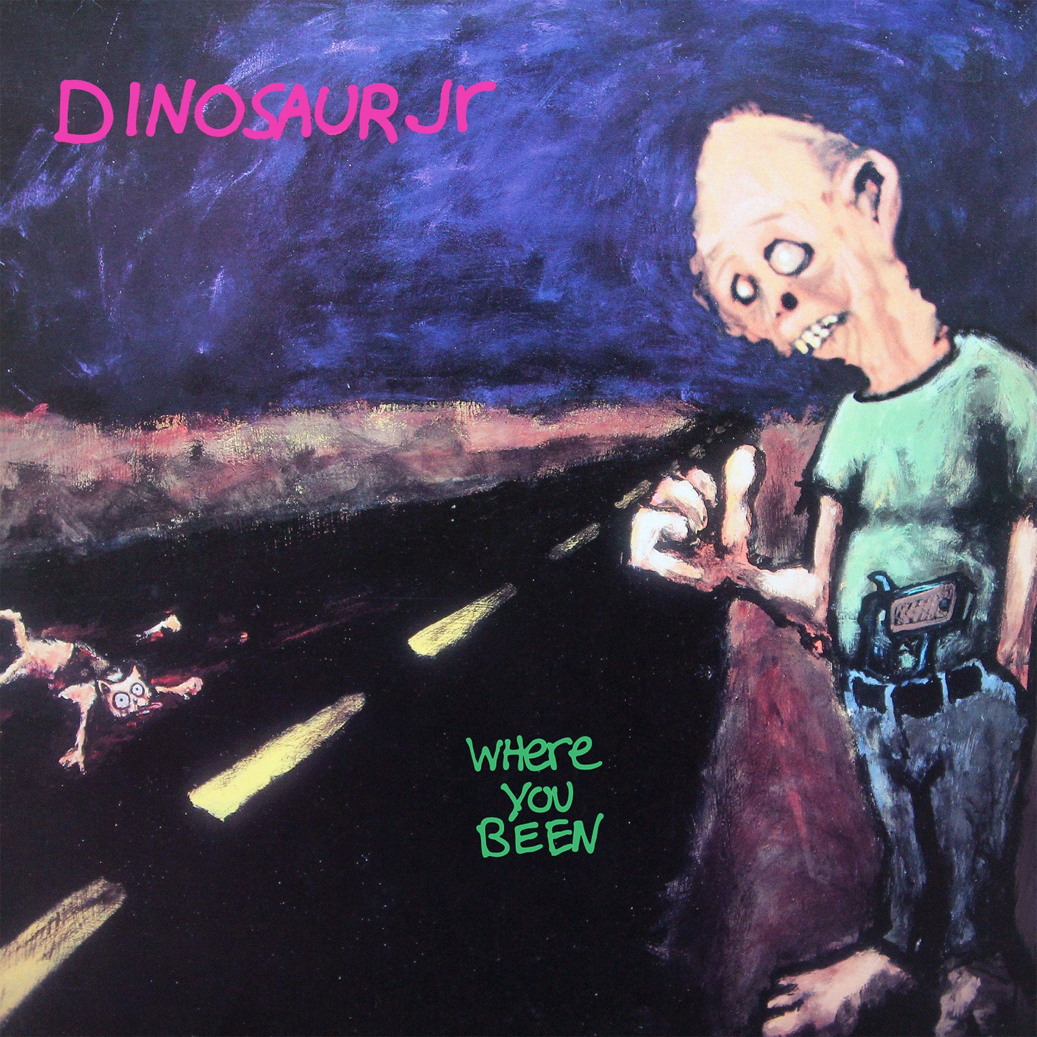 Dinosaur Jr - Where You Been (2019 Reissue) (Deluxe Expanded Edition) (Digipak 2CD)