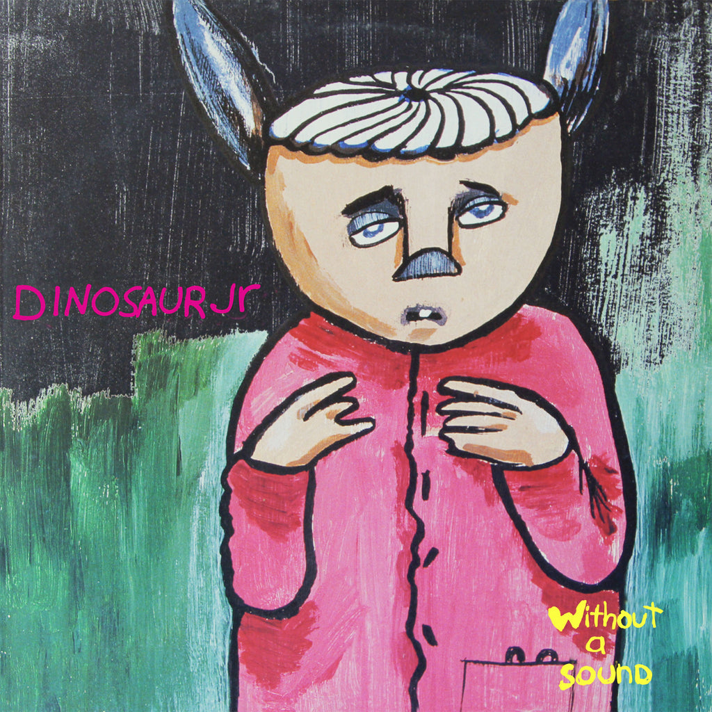 Dinosaur Jr - Without a Sound (2019 Reissue) (Deluxe Expanded Edition) (Digipak 2CD)