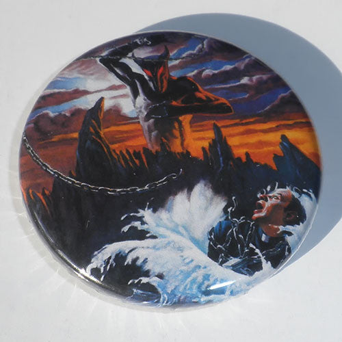Dio - Holy Diver (Badge)