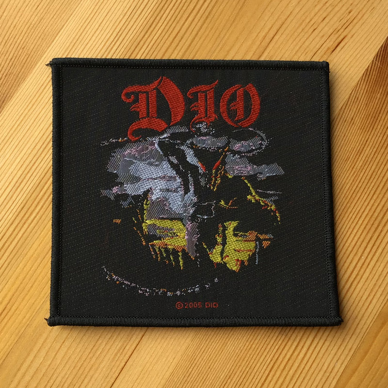 Dio - Holy Diver (Murray) (Woven Patch)
