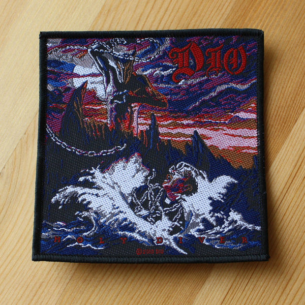 Dio - Holy Diver (Woven Patch)