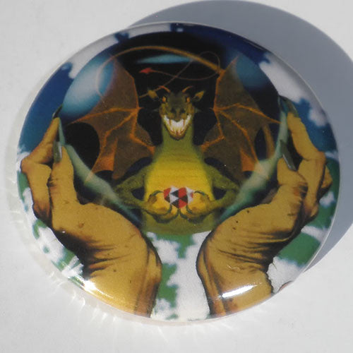 Dio - Sacred Heart (Badge)