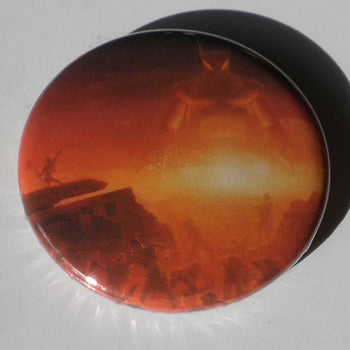 Dio - The Last in Line (Badge)