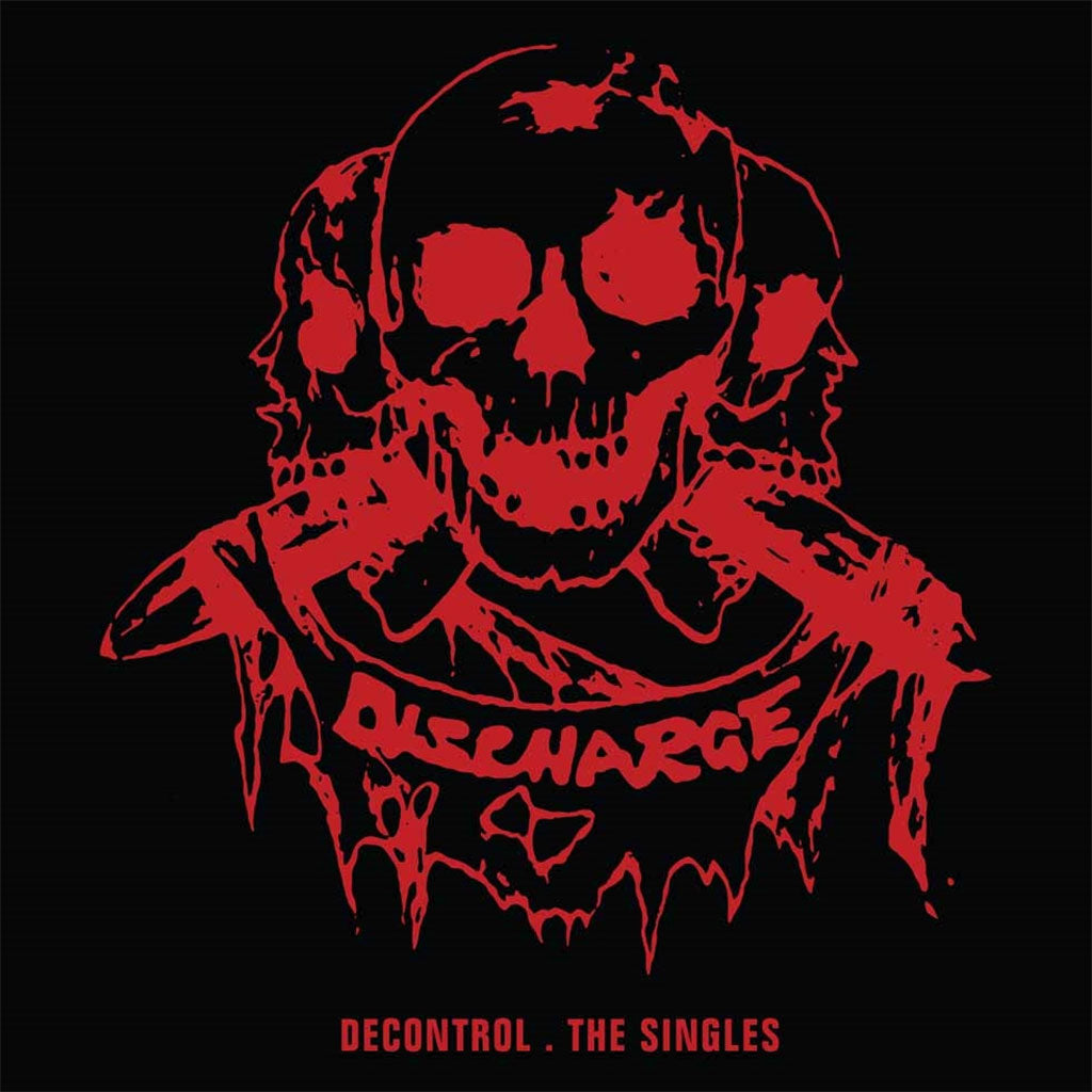 Discharge - Decontrol: The Singles (2016 Reissue) (Digipak CD)