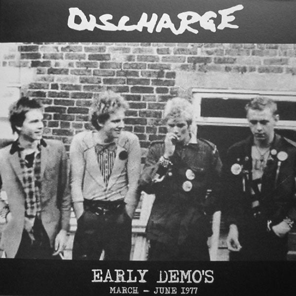 Discharge - Early Demos March-June 1977 (LP)