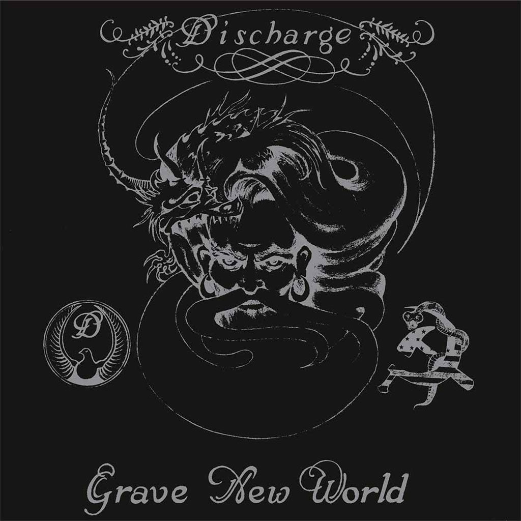Discharge - Grave New World (2016 Reissue) (Digipak CD)