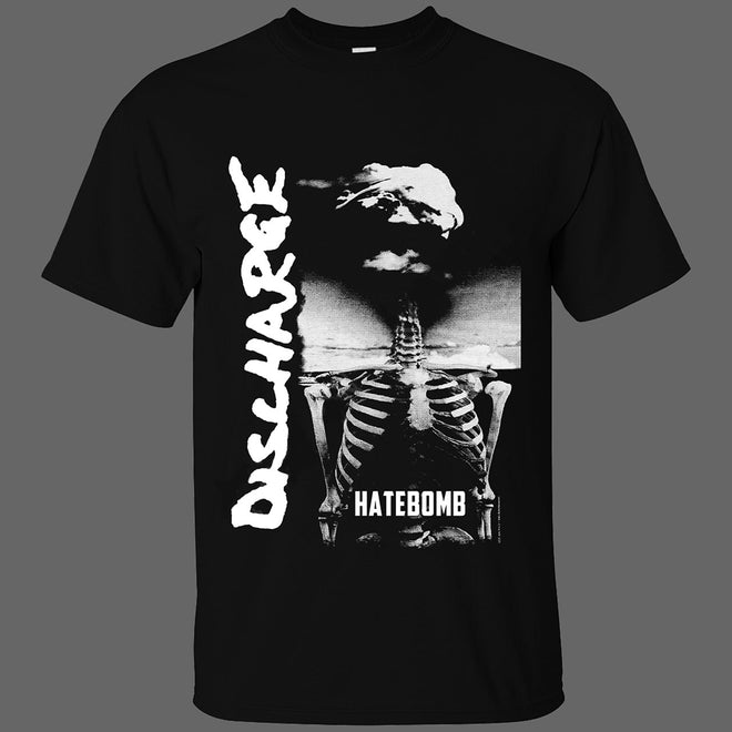 Discharge - Hatebomb (T-Shirt)