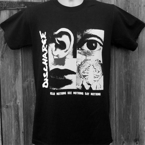 Discharge - Hear Nothing See Nothing Say Nothing (T-Shirt)