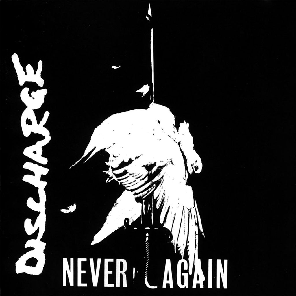 Discharge - Never Again (2016 Reissue) (LP)