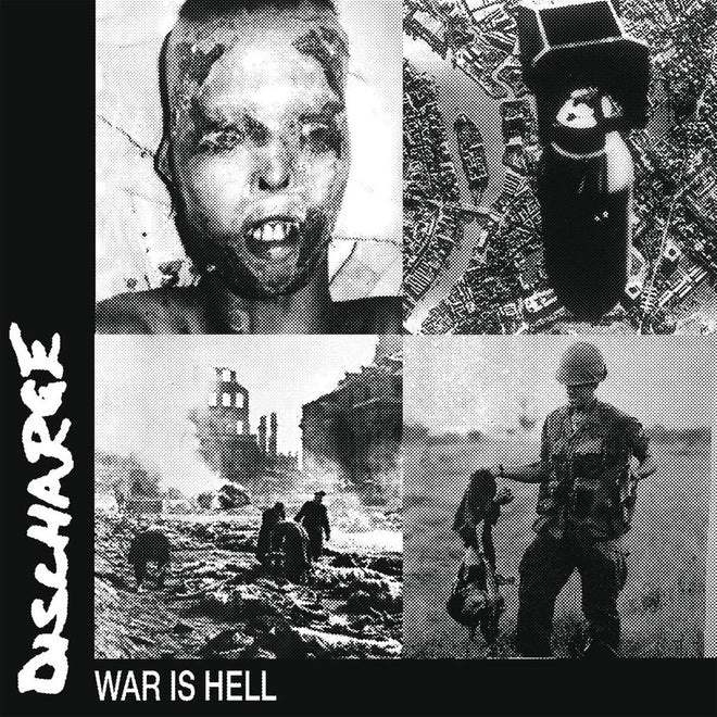 Discharge - War is Hell (2011 Reissue) (CD)