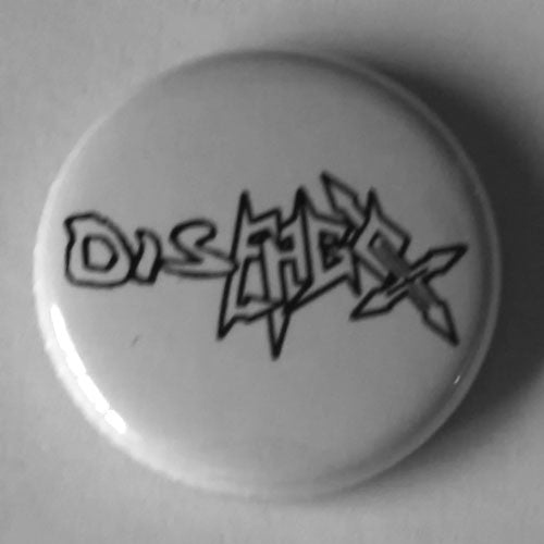 Disfago - Black Logo (Badge)