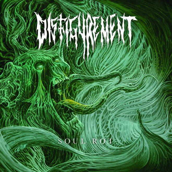 Disfigurement - Soul Rot (Digipak CD)