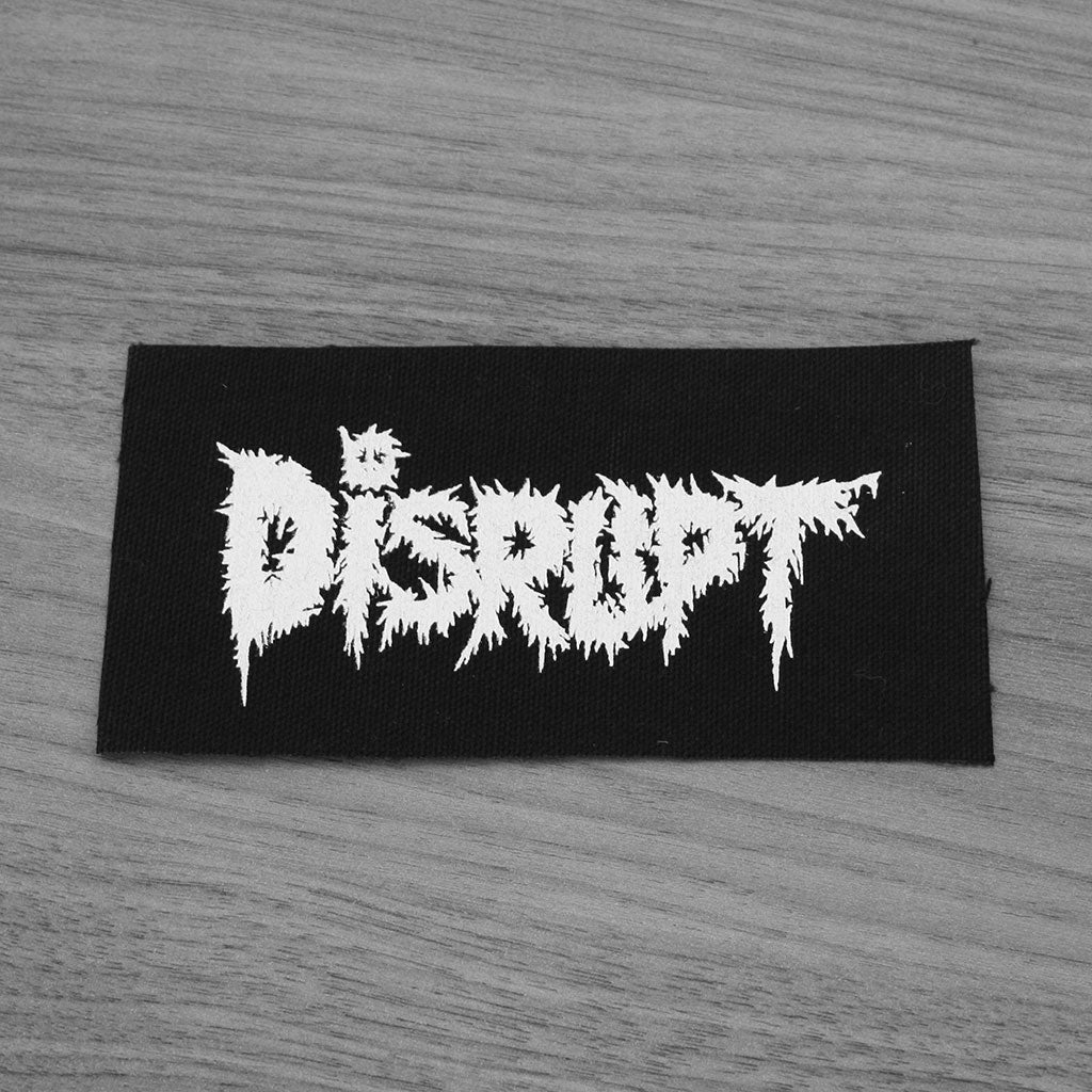 Disrupt - Logo (Printed Patch)
