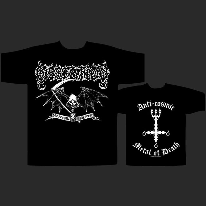 Dissection - Reaper / Anti-Cosmic Metal of Death (T-Shirt)