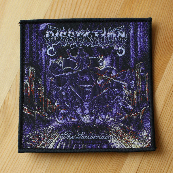 Dissection - The Somberlain (Woven Patch)