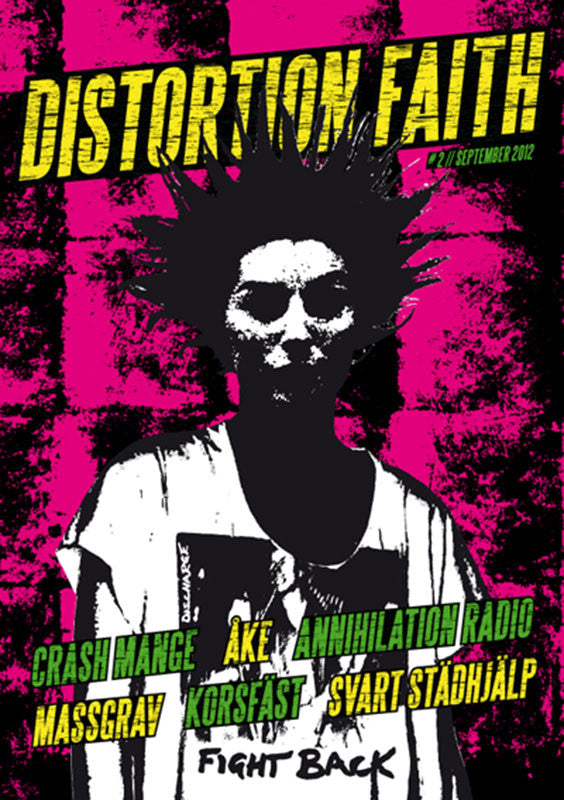 Distortion Faith - Issue 2 (Zine)