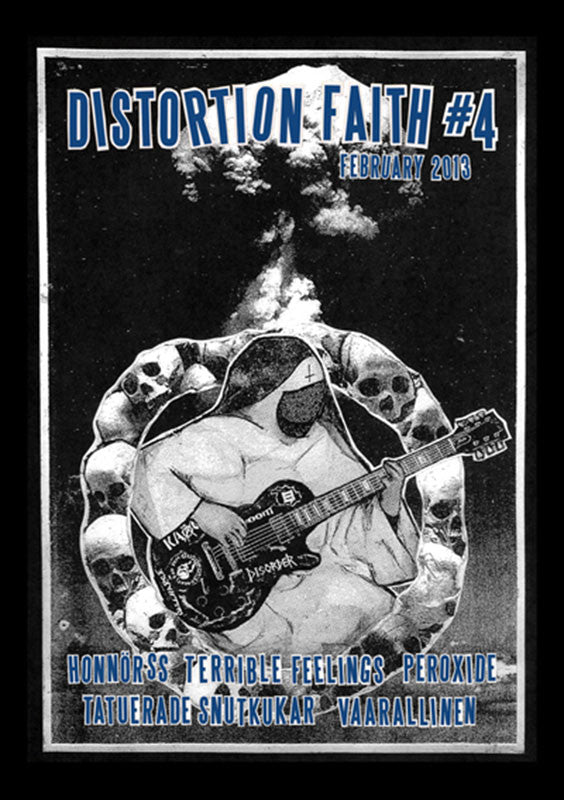 Distortion Faith - Issue 4 (Zine)