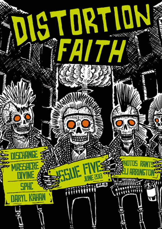 Distortion Faith - Issue 5 (Zine)