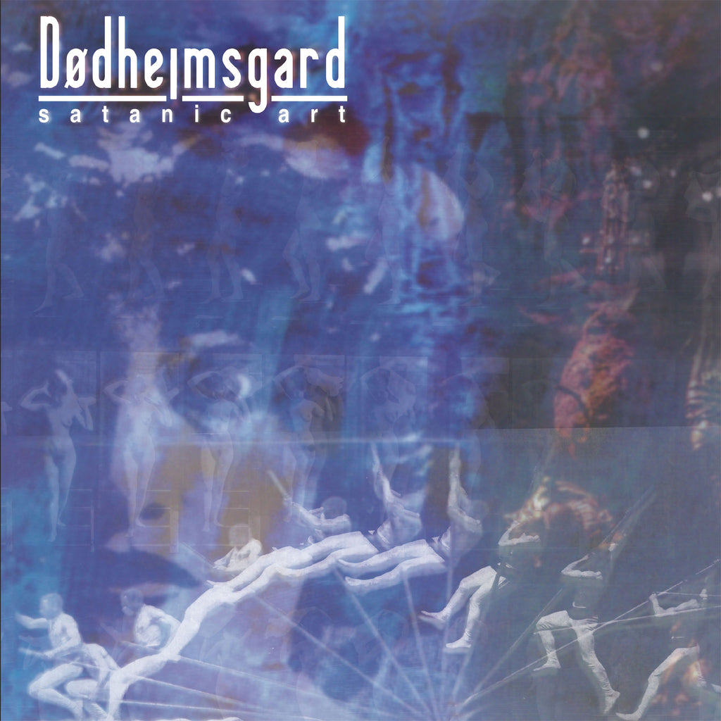Dodheimsgard - Satanic Art (2018 Reissue) (CD)