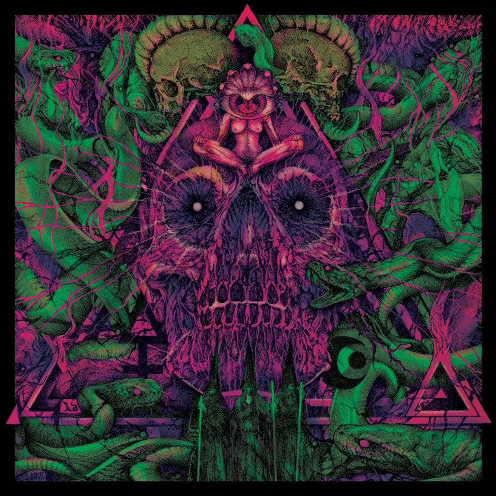 Doom Snake Cult - Love, Sorrow, Doom (2015 Reissue) (CD)