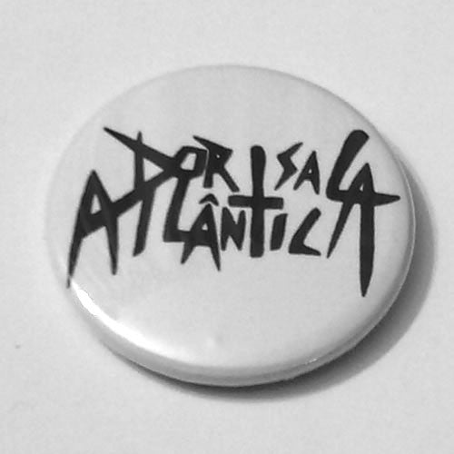 Dorsal Atlantica - Black Logo (Badge)
