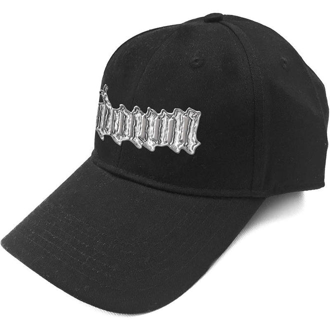 Down - Metal Logo (Cap)