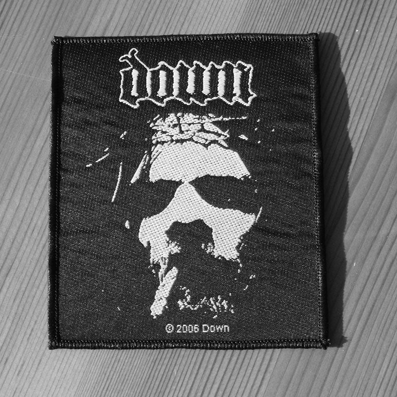 Down - NOLA (Smoking Jesus) (Woven Patch)