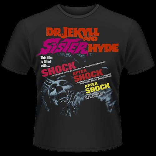 Dr. Jekyll and Sister Hyde (1971) (T-Shirt)