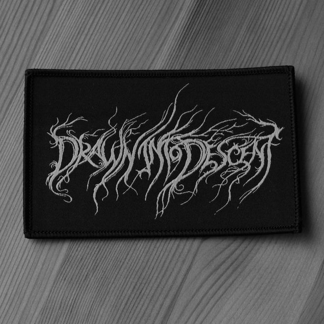 Drawn into Descent - Logo (Woven Patch)