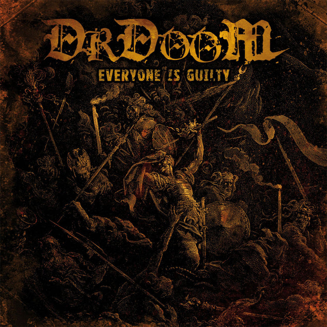 DrDoom - Everyone is Guilty (CD)