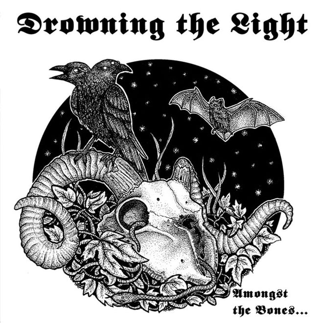 Drowning the Light - Amongst the Bones... (CD)