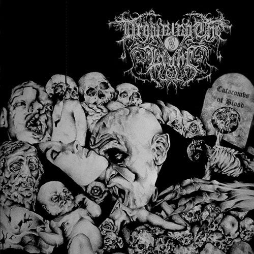 Drowning the Light - Catacombs of Blood (CD)
