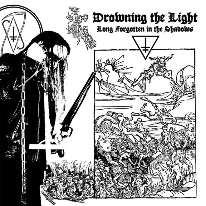 Drowning the Light - Long Forgotten in the Shadows (CD)