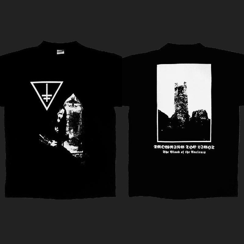 Drowning the Light - The Blood of the Ancients (T-Shirt)