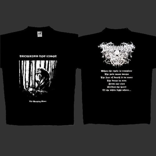Drowning the Light - The Weeping Moon (T-Shirt)