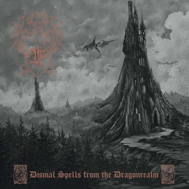 Druadan Forest - Dismal Spells from the Dragonrealm (2LP)