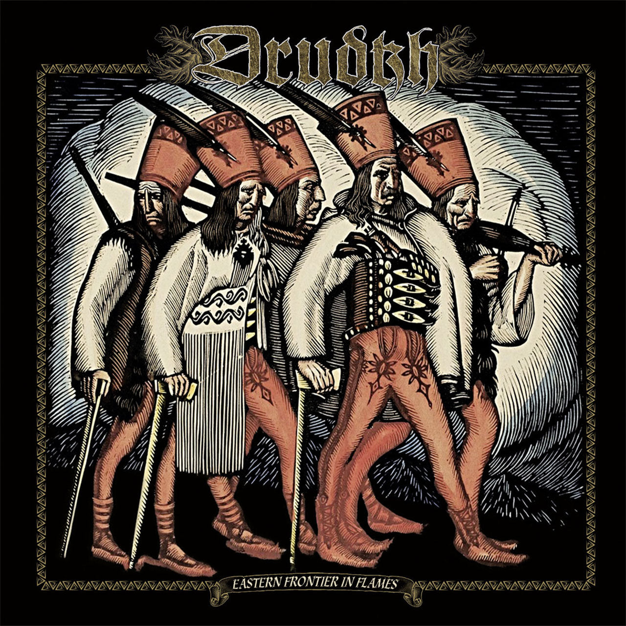 Drudkh - Eastern Frontier in Flames (Digipak CD)