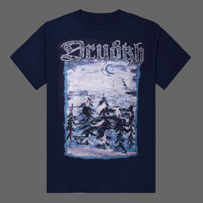 Drudkh - Night (Navy) (T-Shirt)