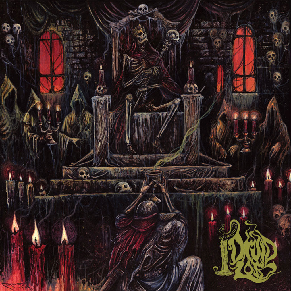 Druid Lord - Grotesque Offerings (CD)