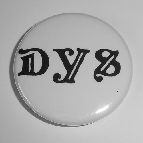 DYS - Black Logo (Badge)