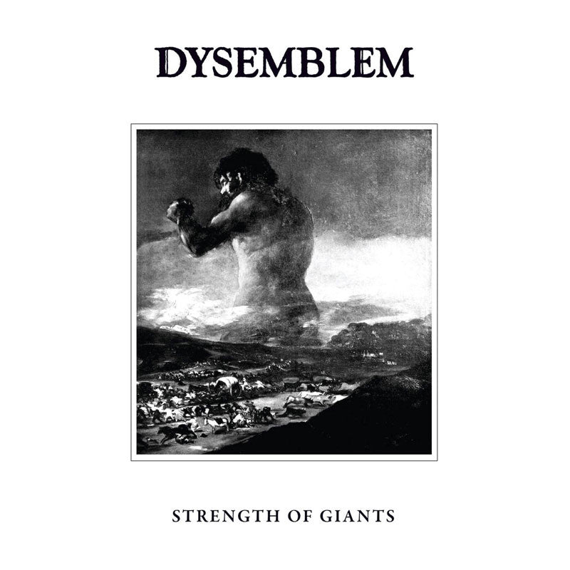 Dysemblem - Strength of Giants (Digipak CD)