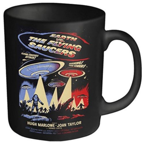 Earth vs the Flying Saucers (1956) (Mug)