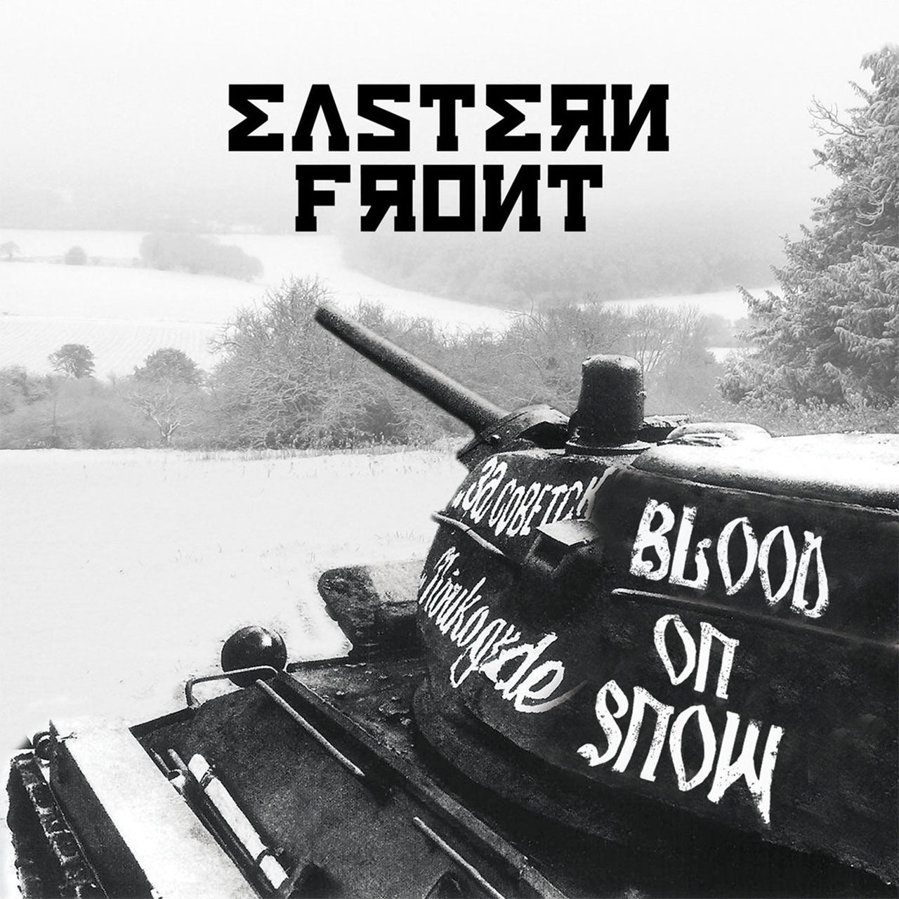 Eastern Front - Blood on Snow (CD)