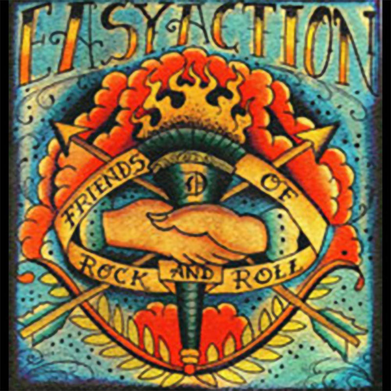 Easy Action - Friends of Rock & Roll (EP)