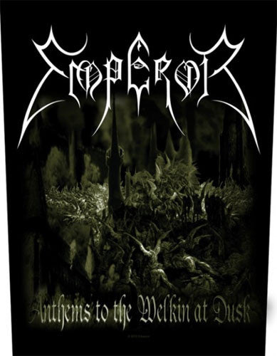 Emperor - Anthems to the Welkin at Dusk (Backpatch)