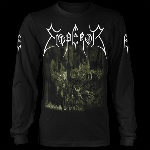 Emperor - Anthems to the Welkin at Dusk (Long Sleeve T-Shirt)
