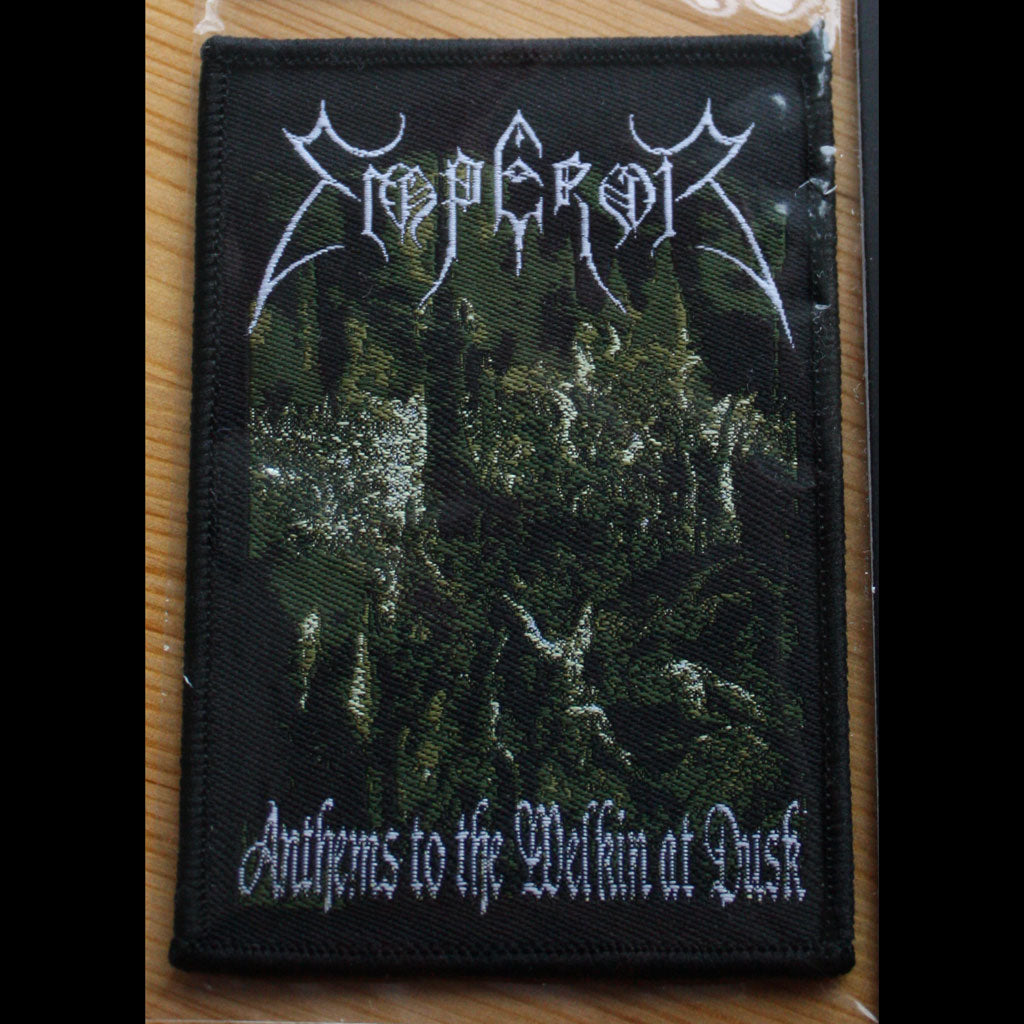 Emperor - Anthems to the Welkin at Dusk (Woven Patch)